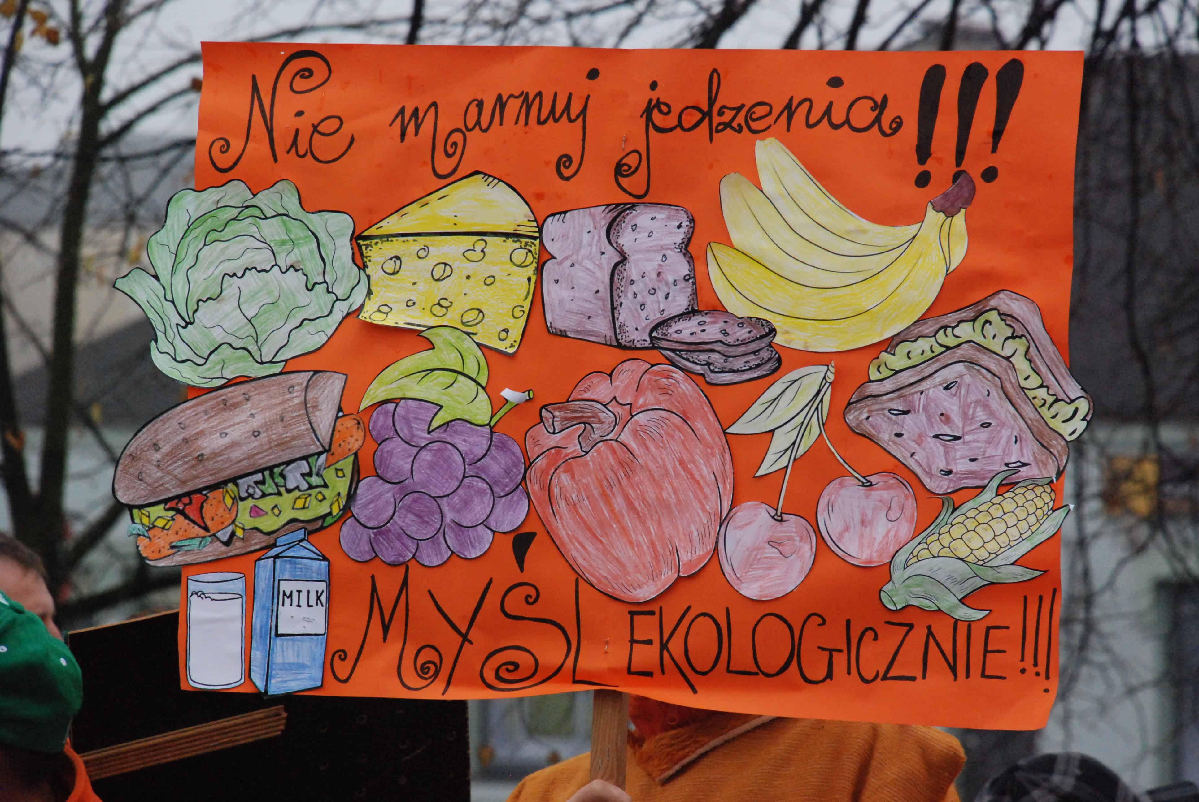Zaproszenie do udziału w częstochowskich obchodach Światowego Dnia Żywności